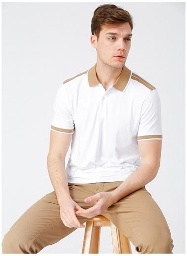 Fabrika Comfort Fabrika Comfort Erkek Beyaz Polo T-Shirt Beyaz